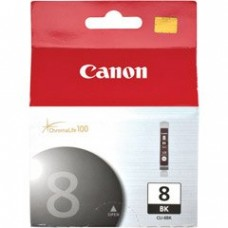 2 Pack of  Canon CLI-8  Black Ink Cartridges