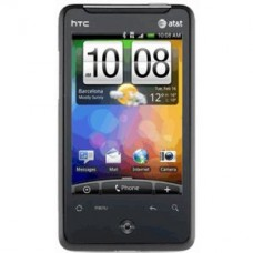HTC Aria A6366 Unlocked Phone with 5MP Camera, GPS, Wi-Fi and Android OS 2.1 - No Warranty - Black