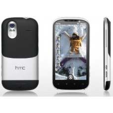 HTC Amaze X715E Black/Silver 16GB - Gingerbread Android With HTC Sense - Factory Unlocked GSM - 8MP International Version