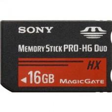Sony 16 GB Flash Memory Card MSHX16B (Black)