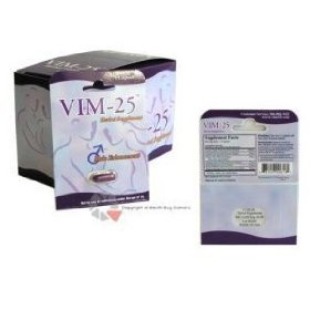 24pcs - New and Improved VIM25 Ultimate Male Enhancement Pills