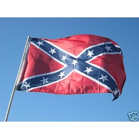 3ft x 5ft US Confederate Flag - Polyester
