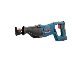 Bare-Tool Bosch CRS180B 18-Volt Litheon Reciprocating Saw (Tool Only, No Battery)
