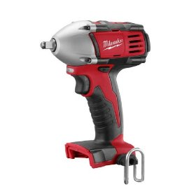 Bare-Tool Milwaukee 2651-20 18-Volt M18 3/8-Inch Compact Impact Wrench with Ring (Tool Only, No Battery)
