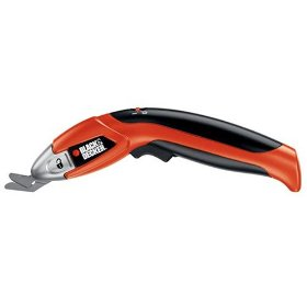 Black & Decker SZ360 3.6-Volt Ni-Cad Cordless Power Scissors