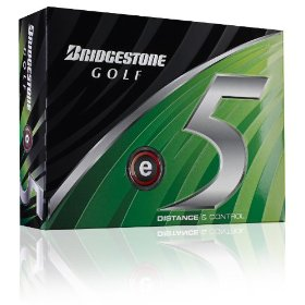 Bridgestone E5 Golf Ball (2011 Model)
