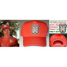 CADDYSHACK Noonan Official Bushwood Golf Hat