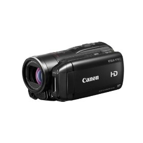 Canon VIXIA HF M32 - Camcorder - High Definition - widescreen - 3.89 Mpix - optical zoom: 15 x - supported memory: SD, SDXC, SDHC - flash card