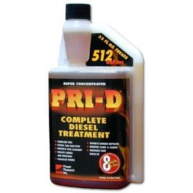 Complete Diesel Treatment 16Oz Pri Diesel Treatment 256 Ga