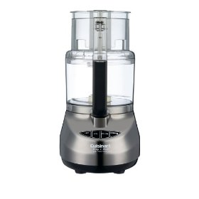 Cuisinart DLC-2011BCH Prep 11 Plus 11-Cup Food Processor, Black Chrome