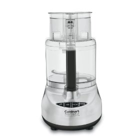 Cuisinart DLC-2014CHB PowerPrep Plus 14-Cup Food Processor, Brushed Stainless