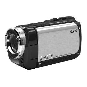 DXG USA DXG-5B1V HD DXG Sportster 1080p HD Underwater Camcorder