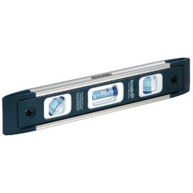 Empire em81.9 True Blue 9-Inch Heavy-duty Magnetic Aluminum Torpedo Level