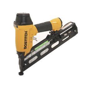 Factory-Reconditioned Bostitch U/N62FNK-2 1- to 2-1/2-Inch 15-Gauge Angled Finish Nailer