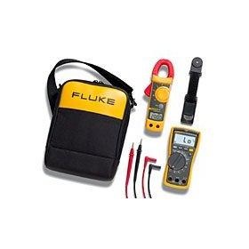 Fluke 117/322 Electricians Multimeter and Clamp Meter Combo Kit
