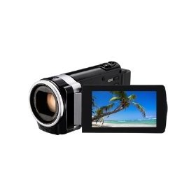 Full HD Memory Camera Black