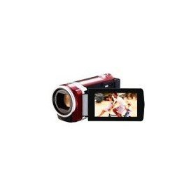 Full HD Memory Camera Red