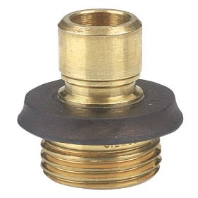 Gilmour Brass High Flow Connector 13hf