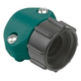 Gilmour Polymer Female Coupling 01F Teal