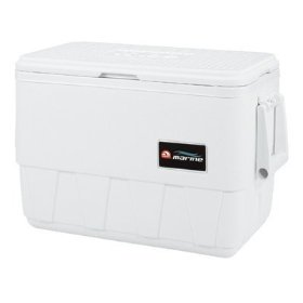 "Igloo 6776 ""Marine Series"" Ice Chest 25-qt. - White"