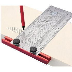 Incra T-RULE12 12-Inch Precision Marking T-Rule