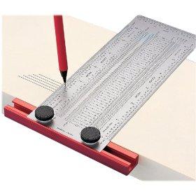 Incra T-RULE12 12-Inch Precision Marking T-Rule
