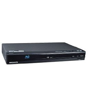 Magnavox Blu-Ray DVD Disc Player, NB500MG1F