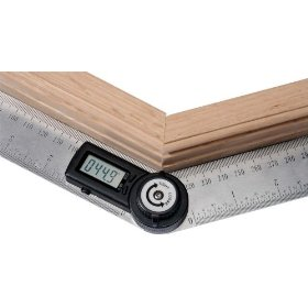 MLCS 9319 0 to 180 Degree Digital Angle Ruler/Protractor