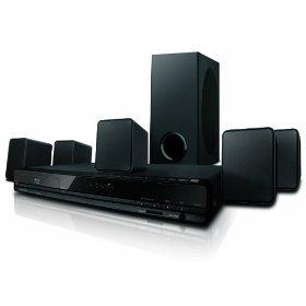 MRD410B/F7 Blu-ray Home Cinema System
