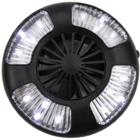 Ap Outdoors Xtreme Ice Led Light & Fan Combo, 6-Inch