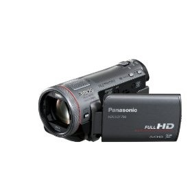 Panasonic HDC-SDT750K, High Definition Camcorder Without 3D lens