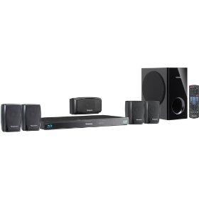 Panasonic SC-BTT270 5.1 Surround Sound System