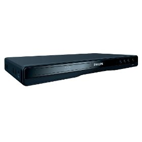 Philips BDP3306/F7 1080p Blu-Ray Disc Player - Black