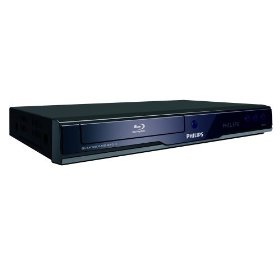 Philips BDP5110/F7 Blu-Ray Disc Player with 1080p HDMI Upconversion