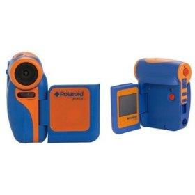 Polaroid Pixie CSA-00301S - Camcorder - 1.3 Mpix - supported memory: MMC, SD - flash card