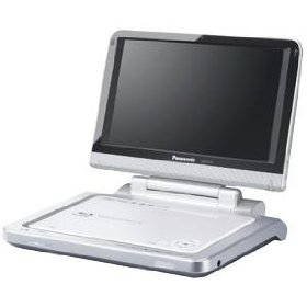 "NEW 8.9"" Portable Blu-ray Player (DVD Players & Recorders)"