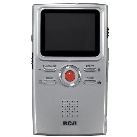 RCA EZ3000 Small Wonder HD 1080P Digital Camcorder (Silver)