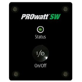 Remote Panel W/ 25' Cable For Prowatt SW Inverters