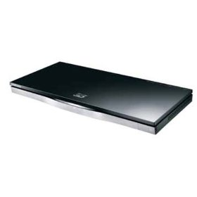 Samsung BD-D6500 3D Blu-ray Disc Player (Black)