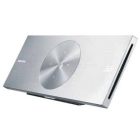 Samsung BD-D7500 3D Blu-ray Disc Player (Silver)