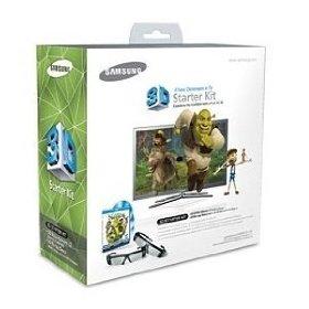 Samsung SSG-P2100S (Shrek) 3D Starter Kit, White