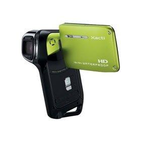 Sanyo VPC-CA9 Xacti 9 Megapixel Water Proof HD Digital Video Camcorder, Green