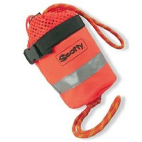 Scotty Throw Bag with 50-Feet Of Floating Mfp Rope