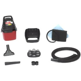 Shop-Vac 2011600 1.5-Peak Horsepower Hang Up Mini Wet/Dry Vacuum, 1-Gallon