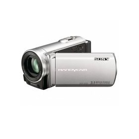 "Sony DCR-SX83 ""PAL"" 16GB Flash Memory Handycam Camcorder, Carl Zeiss Vario-Tessar Lens, 60x Optical/2000x Digital Zoom Lens, 2.7"" Display - Silver"