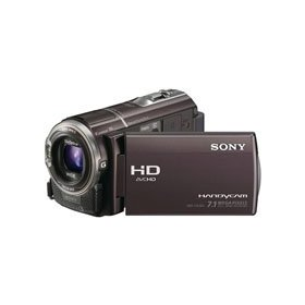 Sony HDR-CX360E - PAL - Full HD 32GB Flash Memory Camcorder, 1920 x 1080 Full HD 60p/24p Recording, 7MP Still Images, Wide Angle G Lens, Exmor R CMOS Sensor