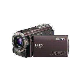 Sony HDR-CX360E - PAL - Full HD 32GB Flash Memory Camcorder, 1920 x 1080 Full HD 60p/24p Recording, 7MP Still Images, Wide Angle G Lens, Exmor R CMOS Sensor