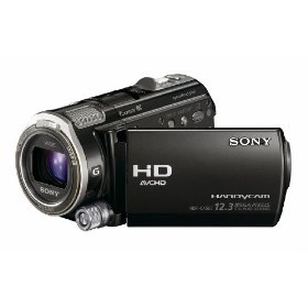 Sony HDR-CX560V High Definition Handycam Camcorder (Black)