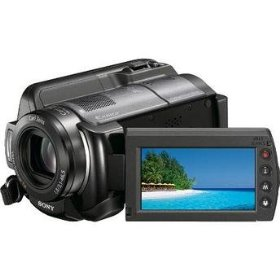 Sony HDR-XR200V 120GB HDD High Definition Camcorder w/15x Optical Zoom