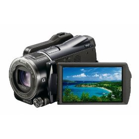 Sony HDR-XR550V 240GB High Definition HDD Handycam Camcorder